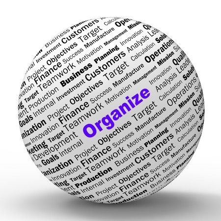 Organize your documents, organize your business
